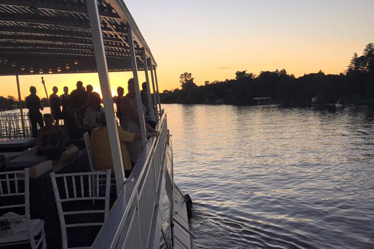 Liquid Lounge Evening Cruise