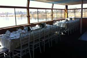 Liquid Lounge boat restaurant vaal river