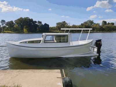 Cabin Boat